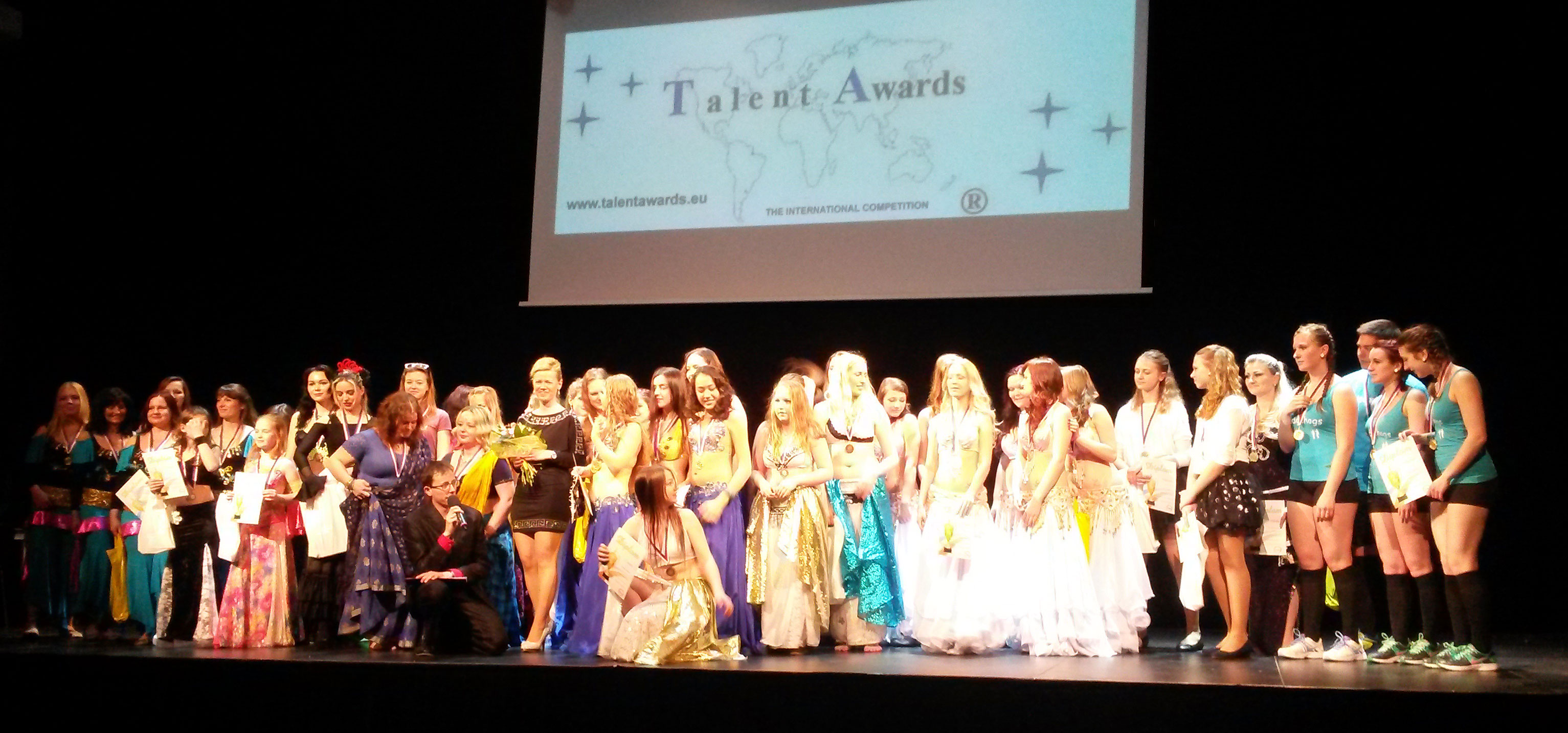 Finále Talent Awards 2016